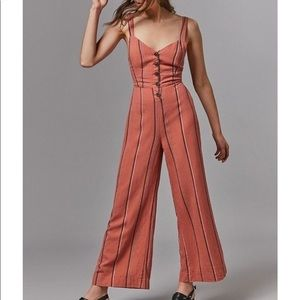 Urban Outfitters NWT striped romper